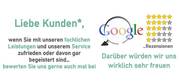 Figaros Friseur Kuppenheim Baden-Baden Rastatt Murgtal - Wir freuen uns über Ihre Google Rezession