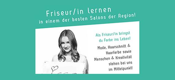 Figaros Friseur Kuppenheim Baden-Baden Rastatt Murgtal - Friseurin Lernen