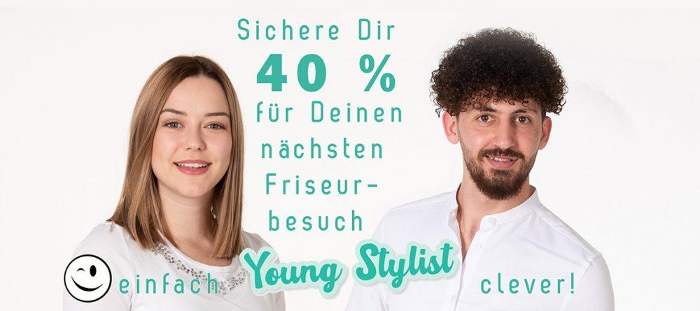 Figaros Friseur Kuppenheim Rastatt Baden-Baden - Youngstylist Angebot